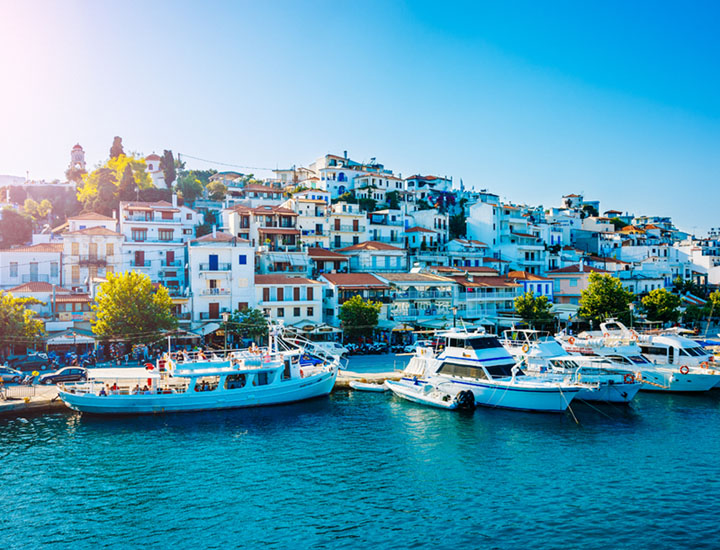 Sporades: Up to 30% discount on cars